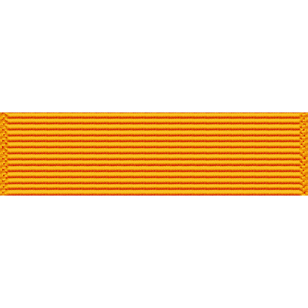 Michigan National Guard Distinguished Service Medal Thin Ribbon