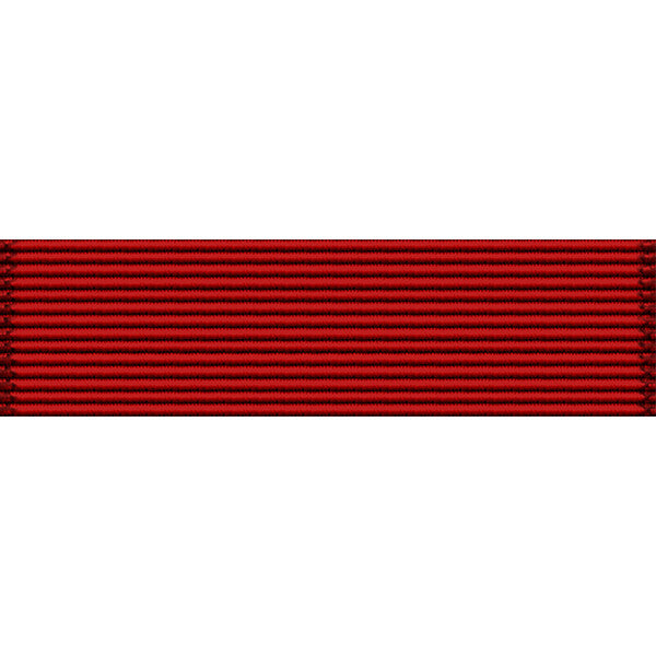 Maryland National Guard Distinguished Service Cross Thin Ribbon