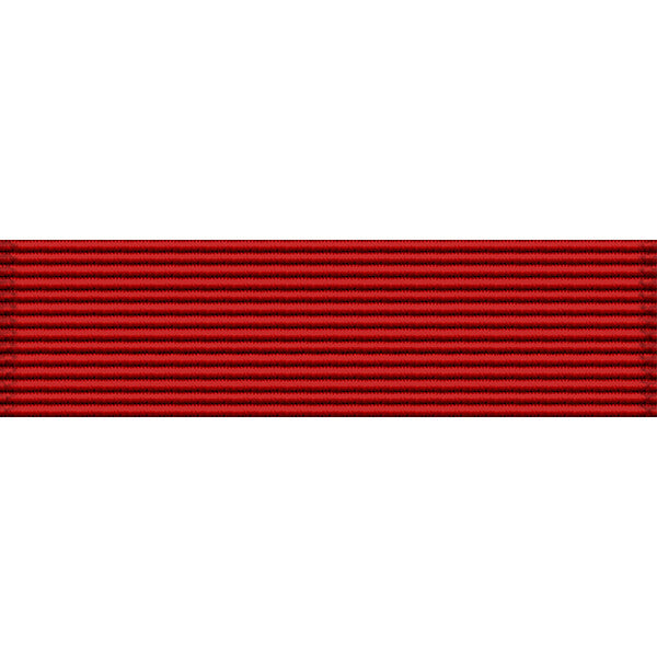 Montana National Guard Volunteer Campaign Thin Ribbon