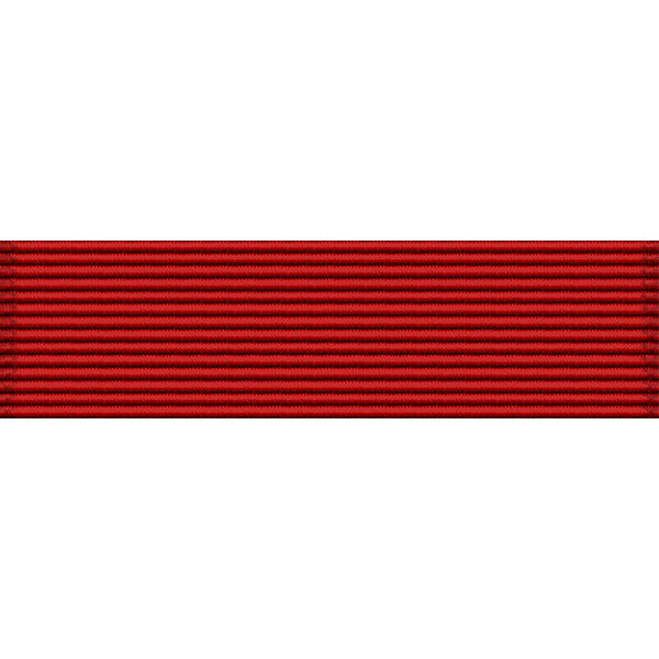 Connecticut National Guard Long Service Medal Ribbon