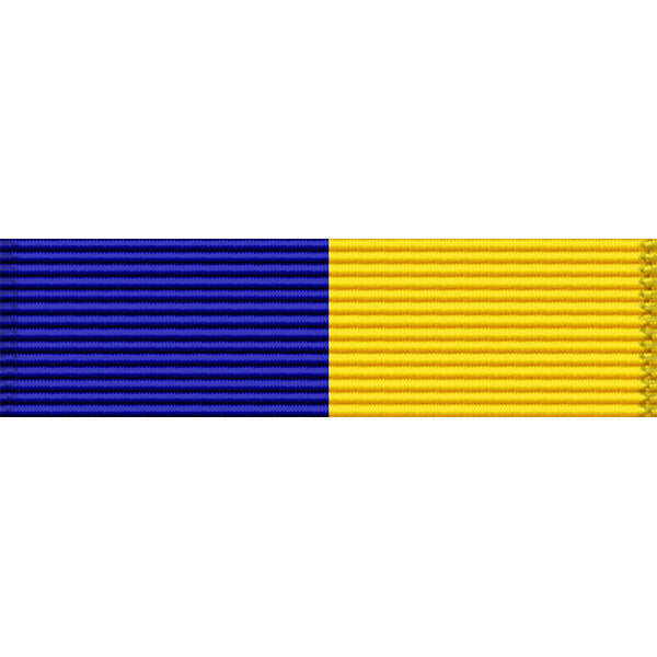 Alaska National Guard Brig. Gen. John R. Noyes Medal Thin Ribbon