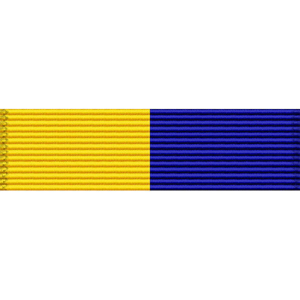 West Virginia National Guard State Service Thin Ribbon