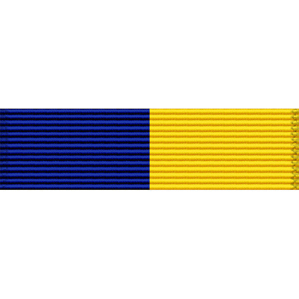 Delaware National Guard Medal Thin Ribbon