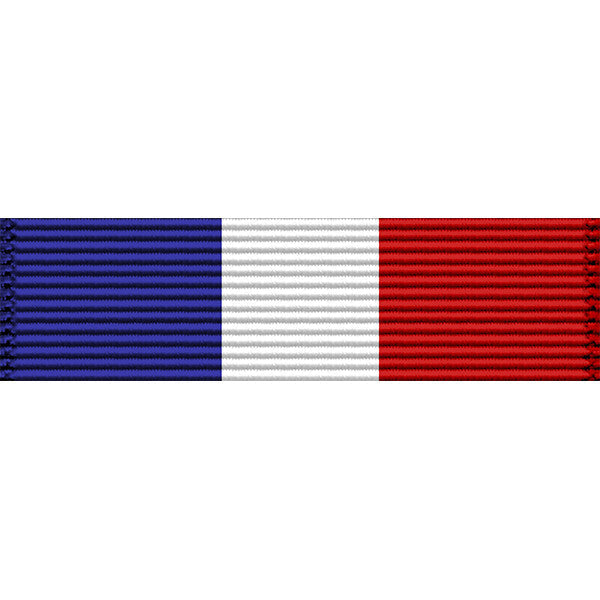 Iowa National Guard Meritorious Service Medal Ribbon