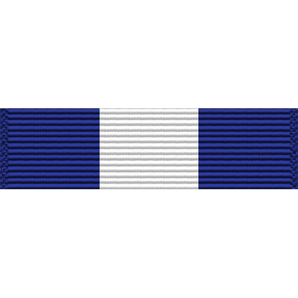 Wyoming National Guard Outstanding Service Thin Ribbon