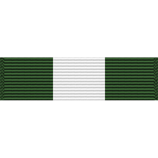 Michigan National Guard Lifesaving Medal Thin Ribbon