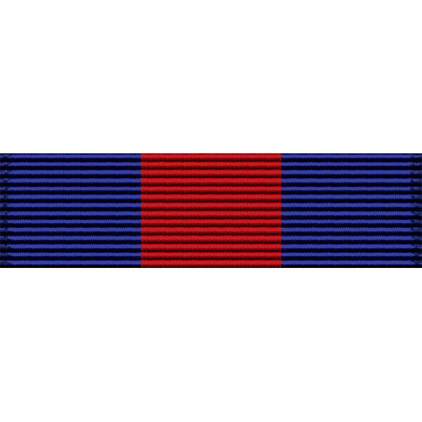 Maine National Guard Recruiting Award Thin Ribbon