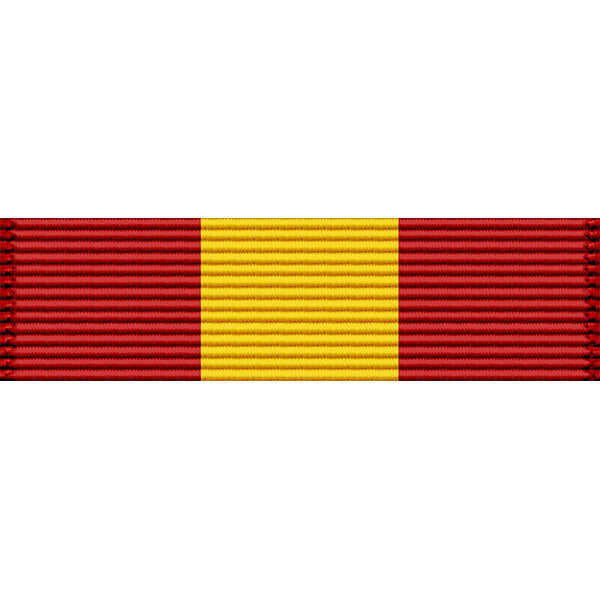 Minnesota National Guard Medal for Merit Thin Ribbon