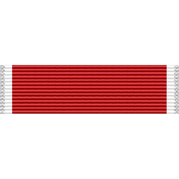 Louisiana National Guard War Cross Medal Ribbon