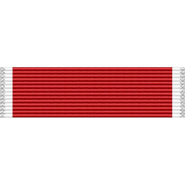 Washington National Guard Cross of Valor Medal Thin Ribbon