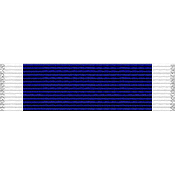 Louisiana National Guard Distinguished Service Medal Ribbon