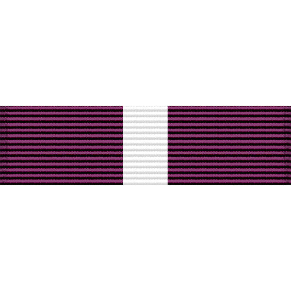 Missouri National Guard Meritorious Service Medal Thin Ribbon