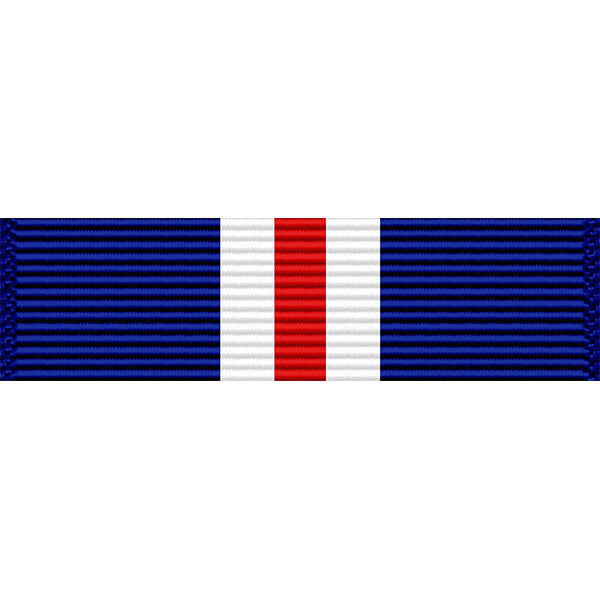 Idaho National Guard Distinguished Service Medal Thin Ribbon