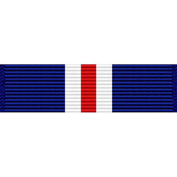 Wyoming National Guard Medal for Excellence - Thin Ribbon