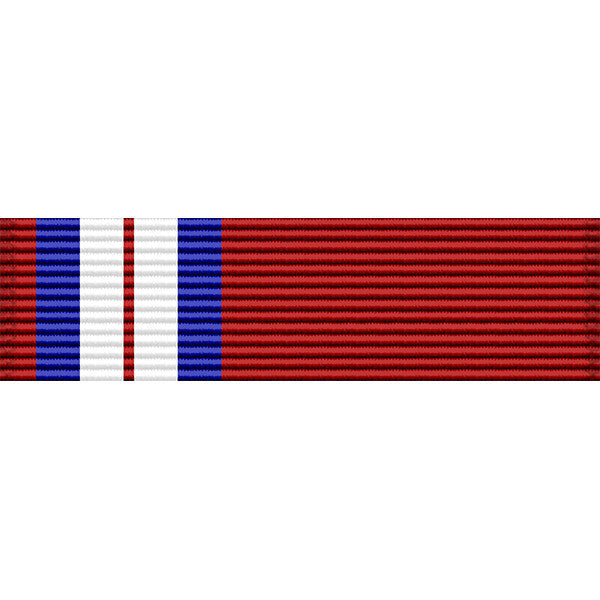 Colorado National Guard Commendation Thin Ribbon