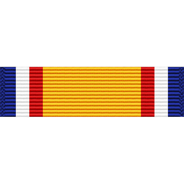 Arizona National Guard Service Thin Ribbon