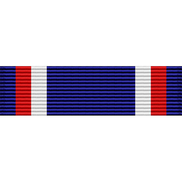 Kansas National Guard Service Medal Ribbon