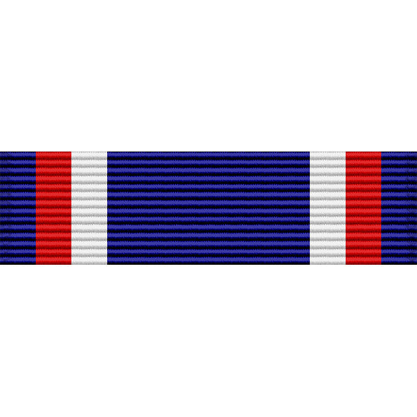 Kansas National Guard Service Medal Thin Ribbon
