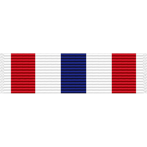 South Carolina National Guard Meritorious Service Medal Ribbon