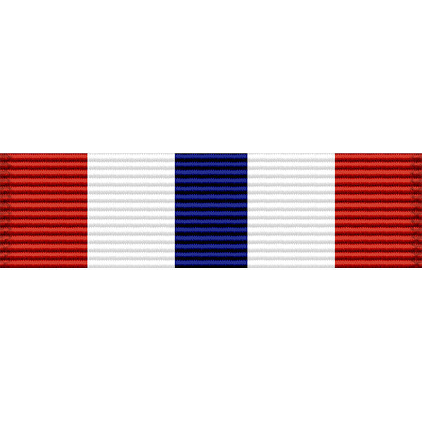 Virginia National Guard Perfect Attendance Thin Ribbon