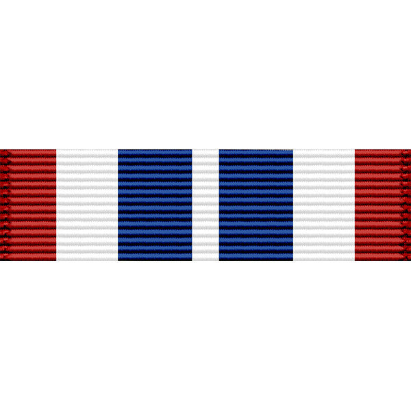 Kansas National Guard Distinguished Service Medal Ribbon
