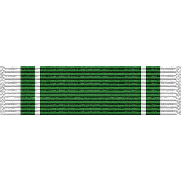 California National Guard Enlisted Trainers Excellence Thin Ribbon