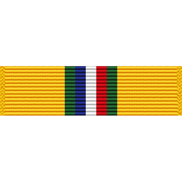 North Dakota National Guard State Outstanding Unit Ribbon