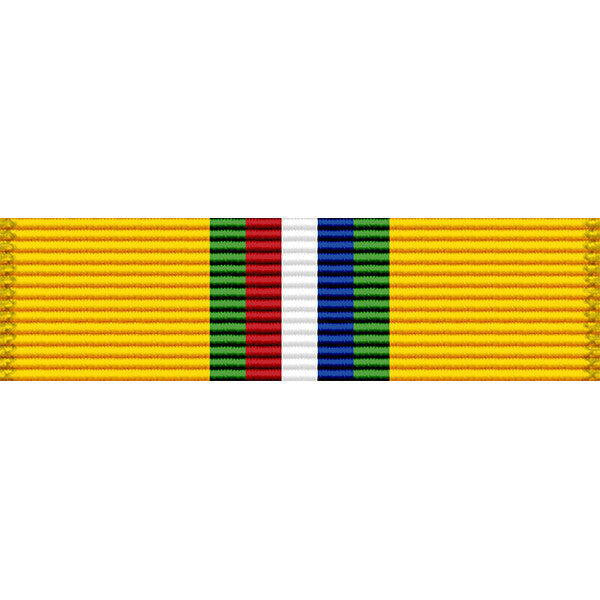 California National Guard Recruiting Achievement Ribbon