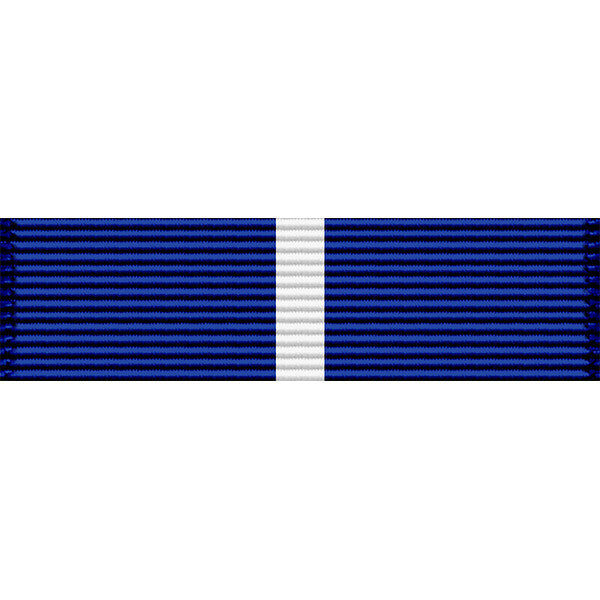 Massachusetts Air National Guard Service Medal Thin Ribbon