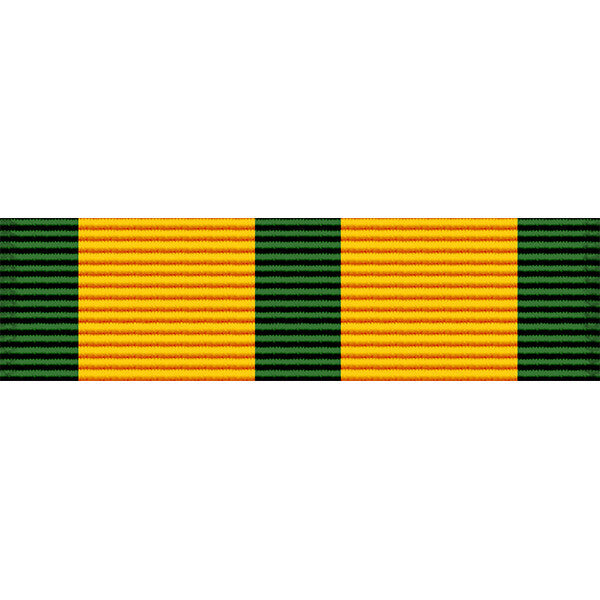Alaska National Guard Legion of Merit Medal Ribbon