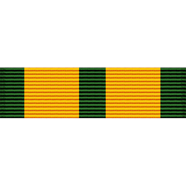 Alaska National Guard Legion of Merit Medal Thin Ribbon