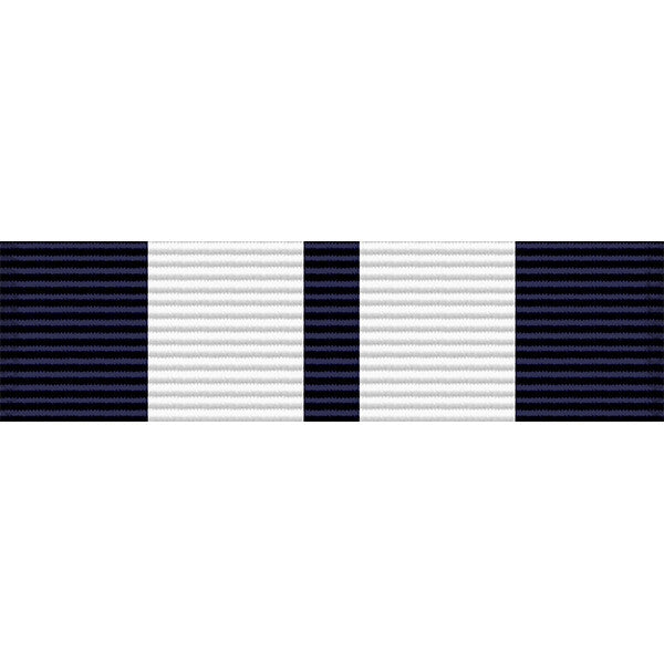 Connecticut National Guard Emergency Service Thin Ribbon