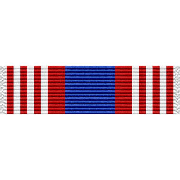Missouri National Guard Commendation Medal Thin Ribbon