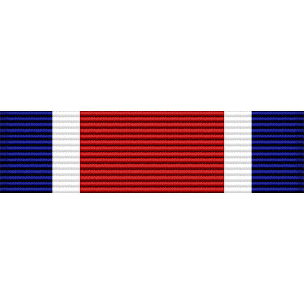 Maine National Guard Good Conduct Thin Ribbon