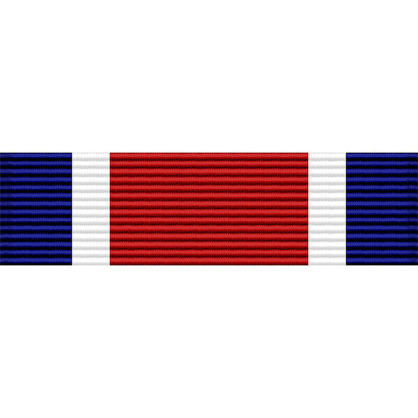 Colorado National Guard Meritorious Conduct Medal Thin Ribbon