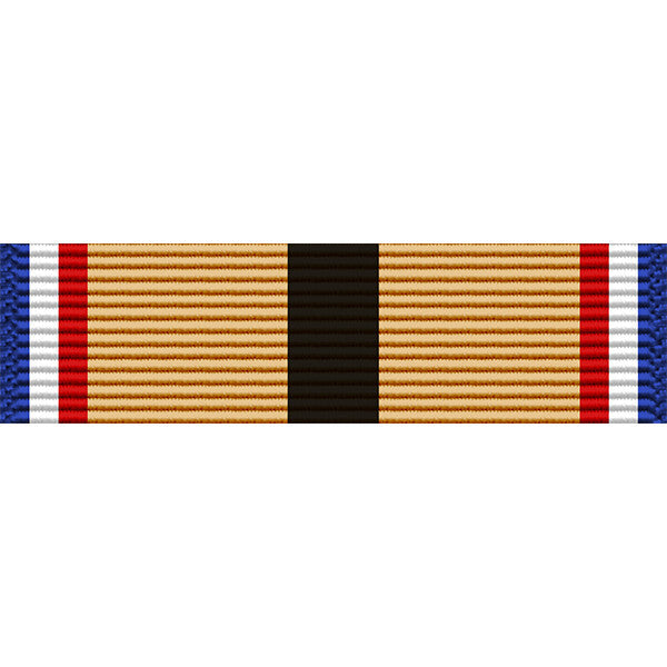 Connecticut National Guard Desert Storm Campaign Thin Ribbon