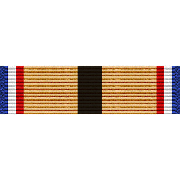 South Dakota National Guard Desert Storm Thin Ribbon
