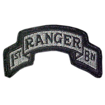 1st Battalion - 75th Ranger Regiment ACU Patch