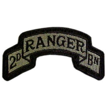 2nd Battalion - 75th Ranger Regiment ACU Patch