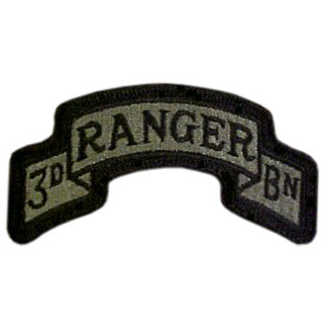 3rd Battalion - 75th Ranger Regiment ACU Patch