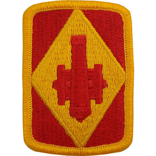 75th Field Artillery Brigade Class A Patch