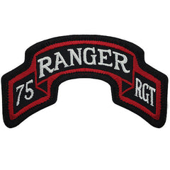 75th Ranger Regiment Class A Patch