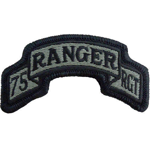 75th Ranger Regiment ACU Patch