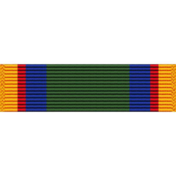 Arizona National Guard Adjutant Generals Medal Thin Ribbon