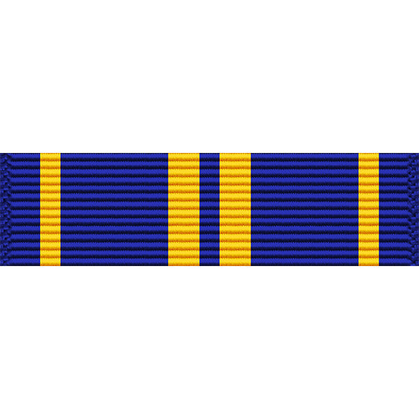 Alaska National Guard Air Medal Thin Ribbon