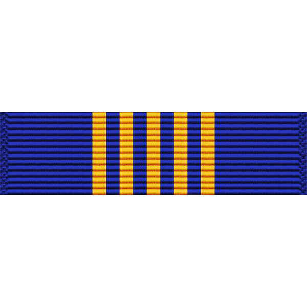 Pennsylvania National Guard Commendation Medal Thin Ribbon