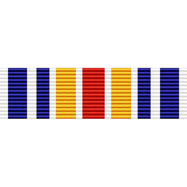 Nevada National Guard Service Thin Ribbon