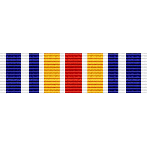 Iowa National Guard Medal of Merit Thin Ribbon