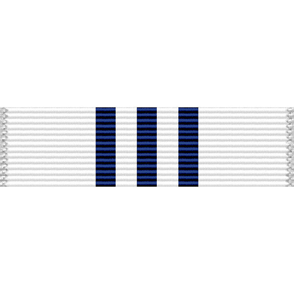 Massachusetts National Guard Military Medal Thin Ribbon