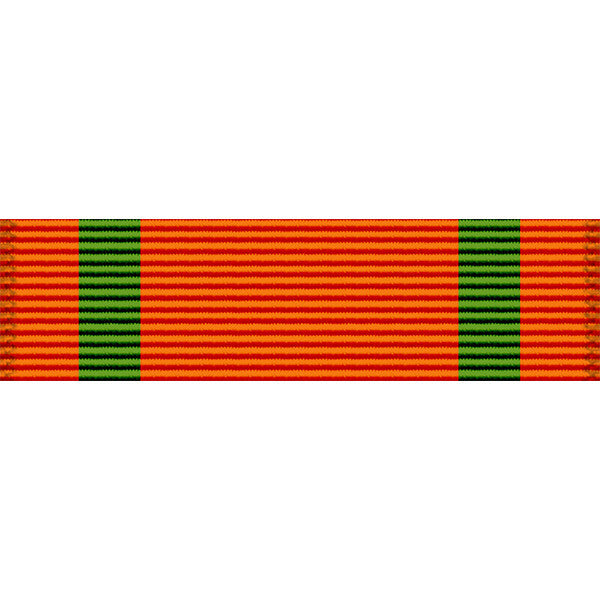 Florida National Guard 5 Year Service Ribbon
